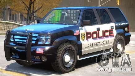 Albany Cavalcade Police for GTA 4