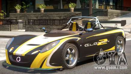 Lotus 2-Eleven V1 for GTA 4