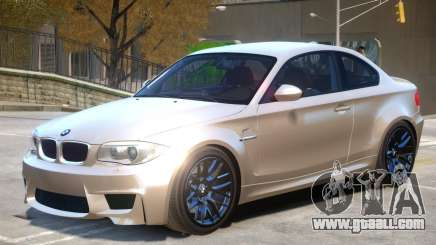 BMW M1 Sport V1 for GTA 4