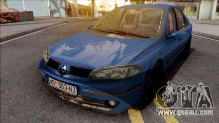 Renault Laguna Mk2 2005 Facelift for GTA San Andreas