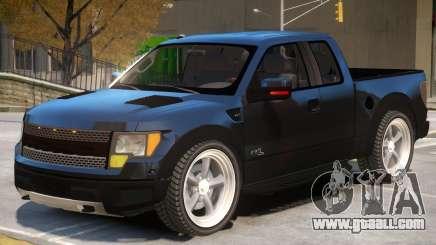 Ford F 150 SVT DUB for GTA 4