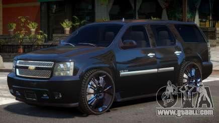 Chevrolet Tahoe V01 for GTA 4