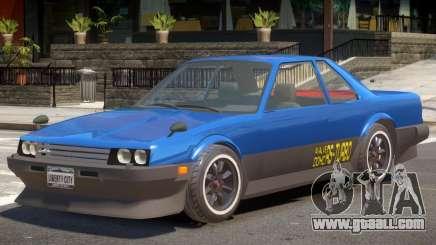 Nissan Skyline R30 for GTA 4