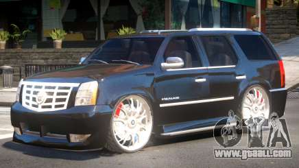 Cadillac Escalade V1.0 for GTA 4