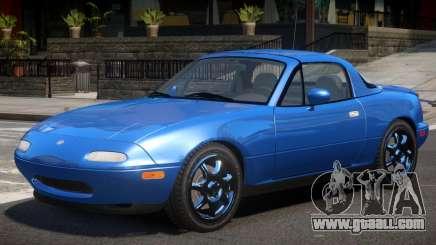 Mazda MX5 V1.2 for GTA 4