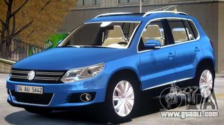 Volkswagen Tiguan V1 for GTA 4