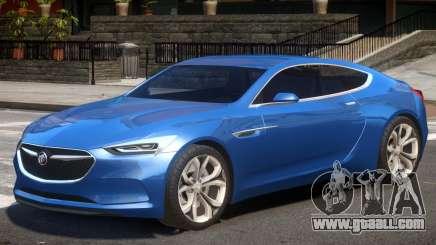 Buick Avista V1.1 for GTA 4