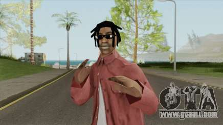 Street Gangster (LQ) for GTA San Andreas