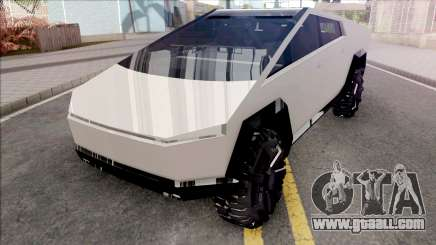 Tesla Cybertruck v1.2 for GTA San Andreas