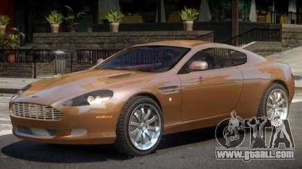 Aston Martin DB9 V1.0 for GTA 4