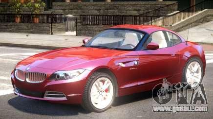 BMW Z4 E86 V1 for GTA 4