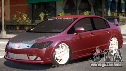Honda Civic M7 for GTA 4