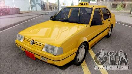 Volkswagen Santana 2000 Mi Taxi for GTA San Andreas