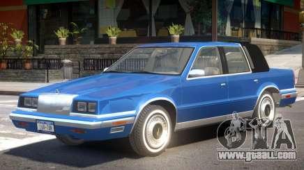 Chrysler New Yorker R1 for GTA 4
