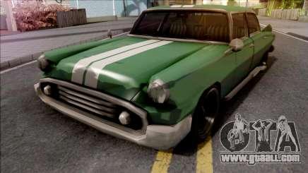 Custom Glendale v3 for GTA San Andreas