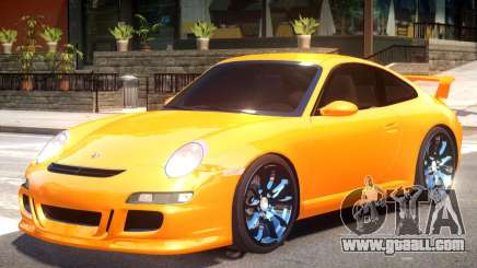 Porsche GT3 997 V1.0 for GTA 4