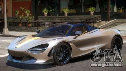McLaren 720S V1 for GTA 4