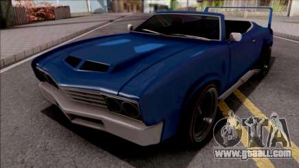 FlatOut Scorpion Cabrio Custom for GTA San Andreas
