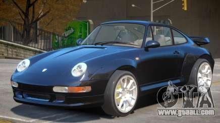 1995 Porsche Turbo 911 for GTA 4