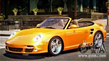 Porsche 911 V1.2 Cabrio for GTA 4
