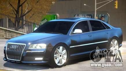 Audi S8 V1 for GTA 4