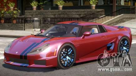 Rossion Q1 V1 PJ1 for GTA 4