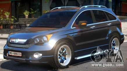 Honda CR-V V1 for GTA 4