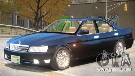 Nissan Laurel V1 for GTA 4