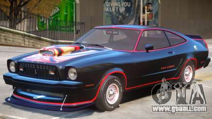 1978 Ford Mustang V1 PJ for GTA 4