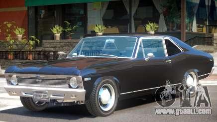 1969 Chevrolet Nova V1 for GTA 4