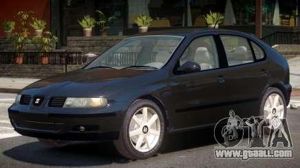Seat Leon 1.9 TDI for GTA 4