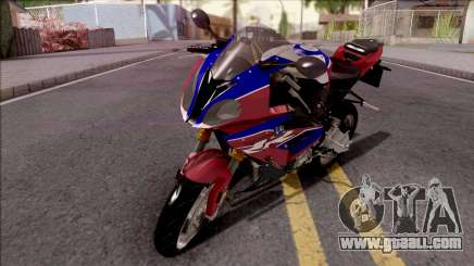 BMW S1000RR for GTA San Andreas