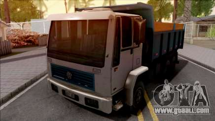 Volkswagen 16200 (DFT-30 Edition) Basculante for GTA San Andreas