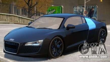 Audi R8 FSI for GTA 4