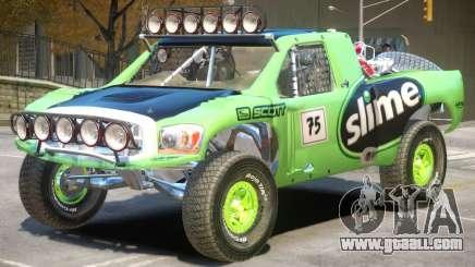 Dodge Ram Rally Edition PJ5 for GTA 4