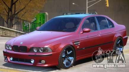 BMW M5 E39 V2.1 for GTA 4