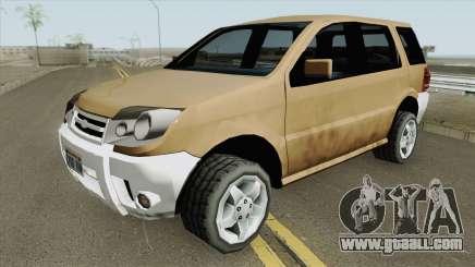 Ford EcoSport (SA Style) for GTA San Andreas