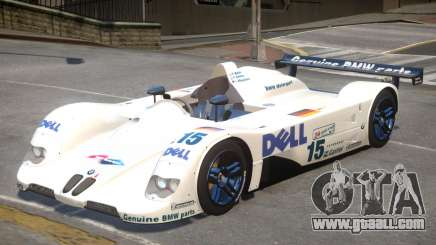 BMW V12 LMR V1 PJ1 for GTA 4