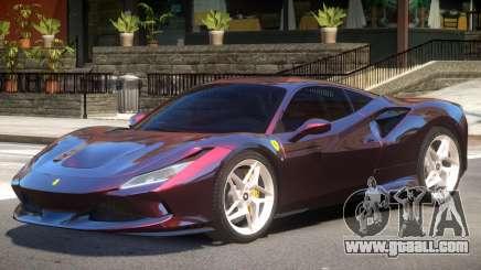 Ferrari F8 Tributo V1 for GTA 4