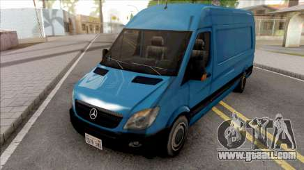 Mercedes-Benz Sprinter 2013 Versao Longa for GTA San Andreas