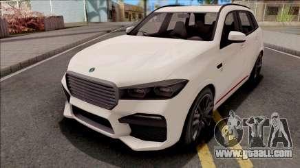 GTA V Ubermacht Rebla GTS IVF for GTA San Andreas