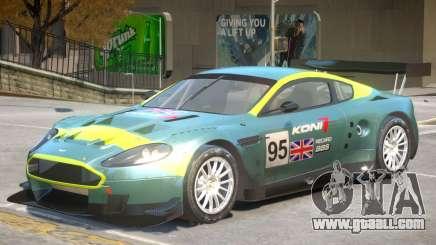 Aston Martin DBR9 V1 PJ for GTA 4