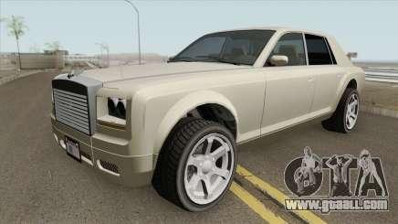 Enus Super Diamond GTA V IVF for GTA San Andreas