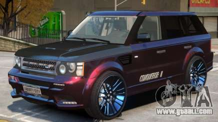 Range Rover Conqueror R2 for GTA 4