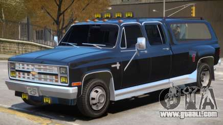 Chevrolet Silverado S1 for GTA 4