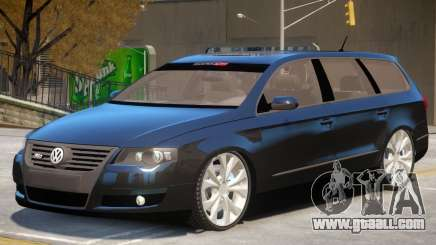 Volkswagen Passat VR50 for GTA 4