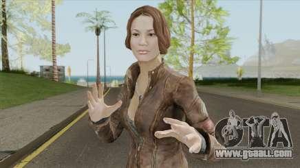 Blair Williams (Terminator: The Salvation) for GTA San Andreas