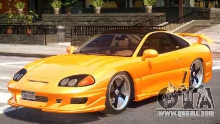 Dodge Stealth R4 for GTA 4