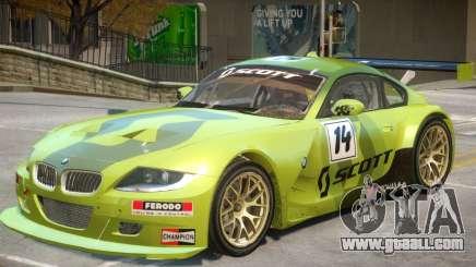 BMW Z4 V1 PJ3 for GTA 4