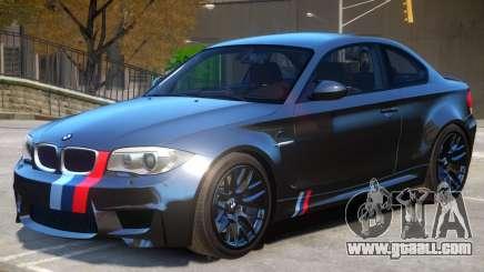 BMW M1 Sport V1 PJ3 for GTA 4